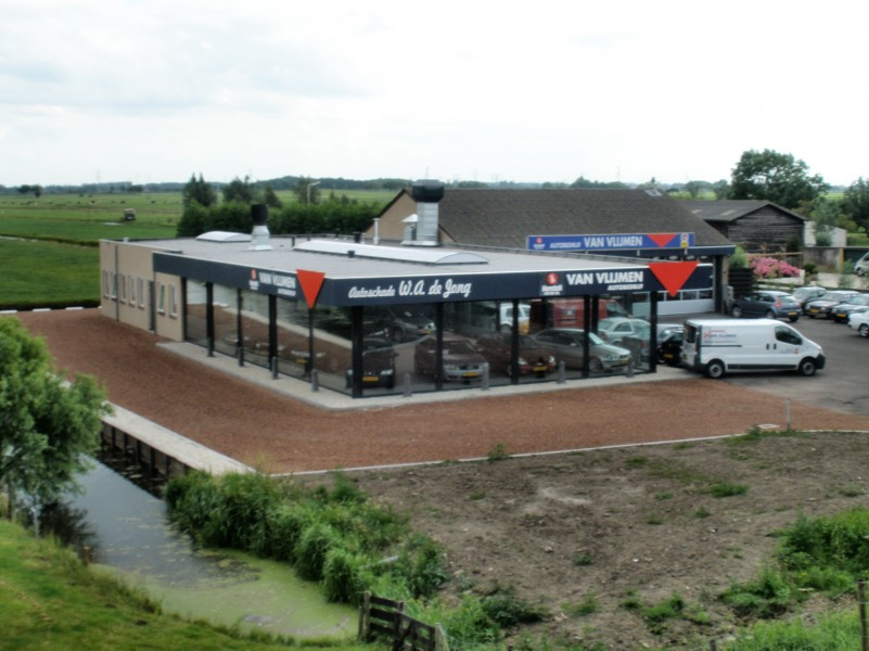 Garage Van Vlijmen : Garage v vlijmen b v op autobedrijf info