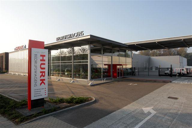 Van Den Hurk Bedrijfswagens Bv Op Autobedrijf Infonl